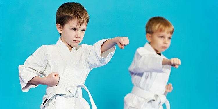 pre-school martial arts